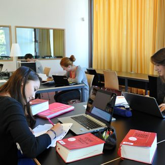 bibliotheque -campus Brive