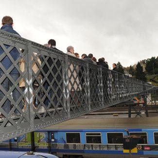 Infrastructures Brive pôle multimodal